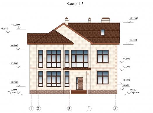 fasad 1-5
